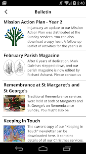 St Margarets Church Prestwich- screenshot thumbnail