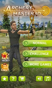 Archery Master 3D – Mod + APK + Data UPDATED 3