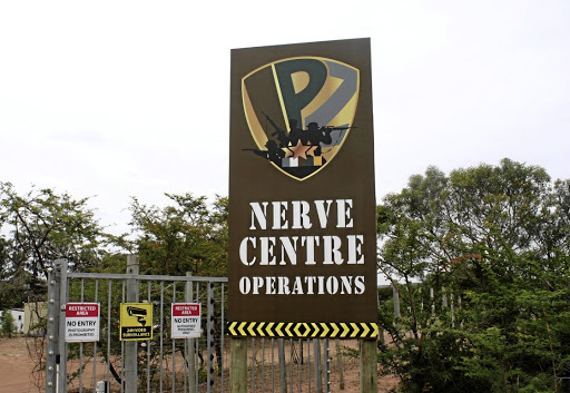 Drawing a line: The Nerve Centre in Hluhluwe-iMfolozi Park, where poaching has been intensifying. Picture: SUPPLIED