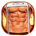 Fake Six Pack Abs Photo Editor icon