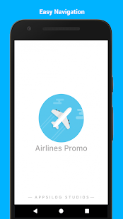 Airlines Promo - Cheap Airfare Alert- screenshot thumbnail