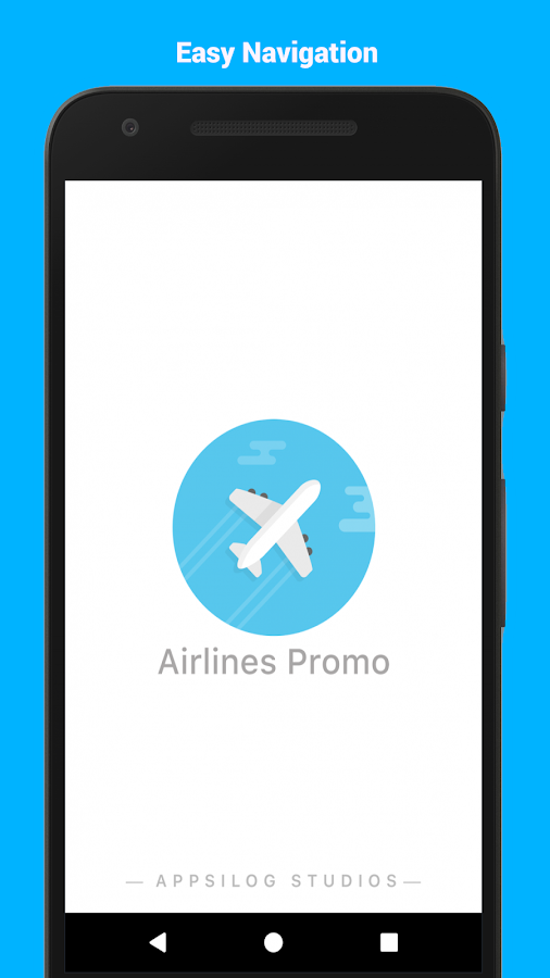 Airlines Promo - Cheap Airfare Alert- screenshot