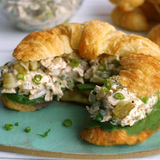 Chicken Salad With Dill Pickle Recipes.