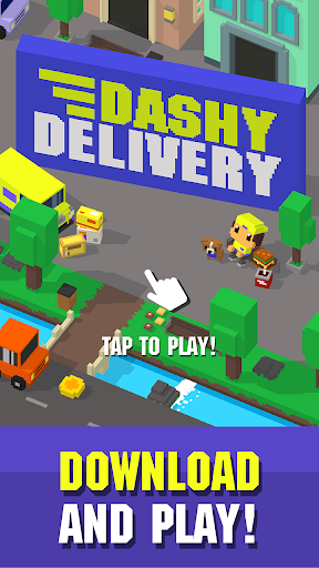Delivery Star - screenshot
