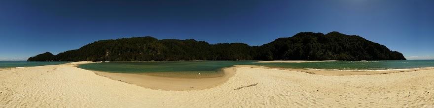 Photo: New Zealand, Southland, Abel Tasman National Park
