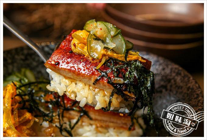 一九二八燒肉總鋪炙燒鰻魚飯