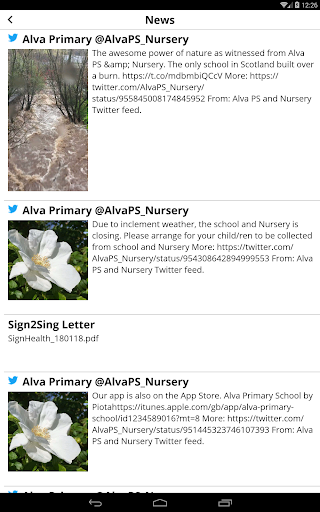 Alva Primary School  screenshots 7