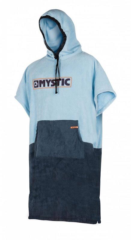 Mystic - Poncho Regular / Navy-Grey