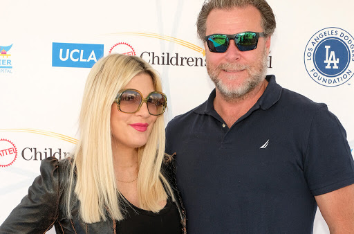 Tori Spelling On A 'Sex Strike' With Husband Dean McDermott?