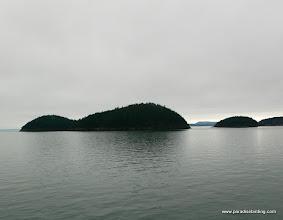 Photo: Islands of Puget Sound