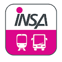 INSA mobile – journey planner for your mobility icon