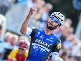 """Gaviria dolgelukkig met overwinning in de Algarve: """"Bovendien heb ik ook de weddenschap met Bramati gewonnen"""""""