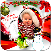 Merry Christmas Photo Frames Hd