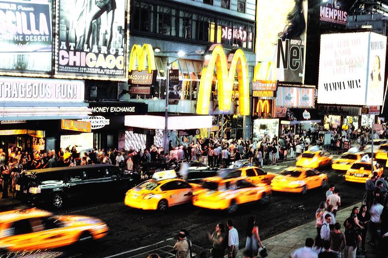 Rush Hour Taxi di photofabi77