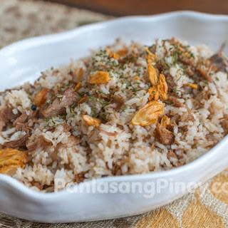 Adobo Fried Rice.