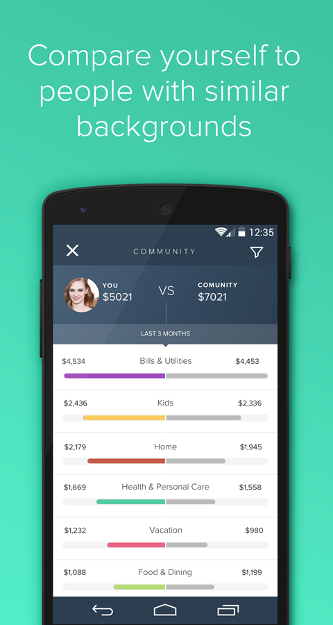MoneyStrands: Personal Finance, Budgets & Savings- screenshot