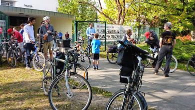 Photo: Pause...  Foto: http://criticalmass.berlin
