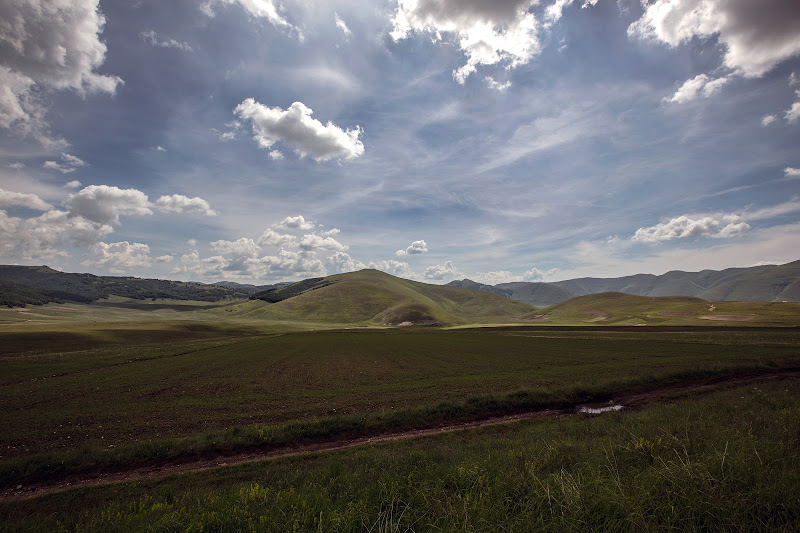 La grande pianura di lucianalu
