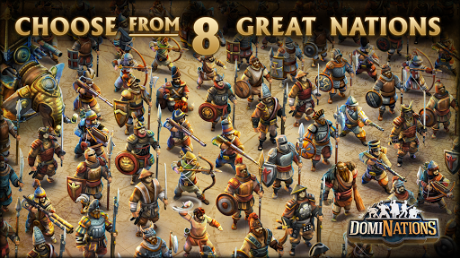 DomiNations v2.2.95 APK+DATA (MOD)