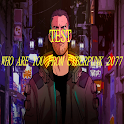 Test Who are you from Cyberpunk 2077 icon