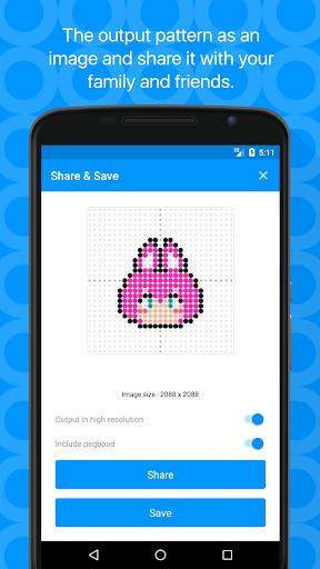 Beads Creator - Bead Pattern Editor  screenshots 5