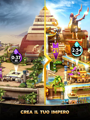 God Kings  άμαξα προς μίσθωση screenshots 2