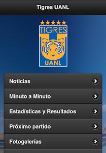TigresOficial - náhled