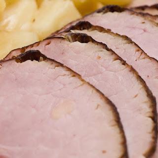 Coke Basted Ham