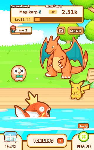 Pokémon: Magikarp Jump screenshot 10