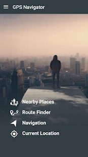GPS Navigator and Route Finder - náhled
