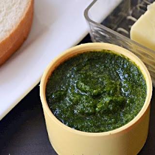 Sandwich chutney/ Cilantro spread for sandwiches