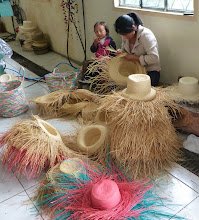 Photo: All the weaving is done by hand