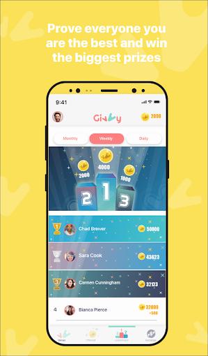 Givvy - Earn money for Free! 7.9 screenshots 7