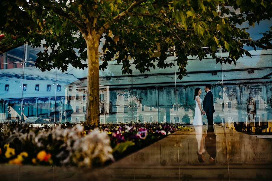 Wedding photographer Mihai Ruja (mrvisuals). Photo of 27.10.2017