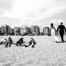 Svatební fotograf Andreu Doz (andreudozphotog). Fotografie z 24.04.2017
