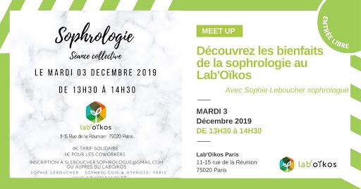 SÉANCE COLLECTIVE - LAB'OIKOS PARIS