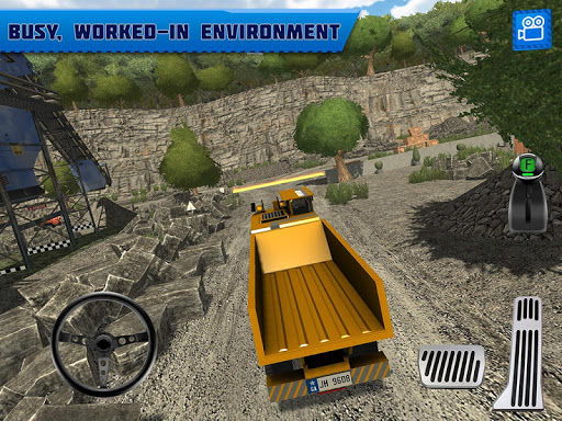 Quarry Driver 3: Giant Trucks 1.2 Screenshots 13