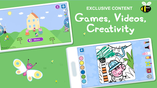 World of Peppa Pig – Kids Learning Games & Videos 3.2.0 screenshots 2