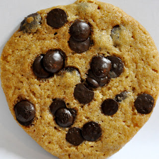 Big Fat Chewy Chocolate Chip Breakfast Cookies