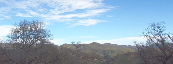 Photo: Cache Creek Wildlife Area, Redbud Trail.
