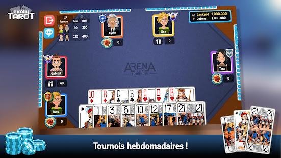 67f13bbea5a2a1 Le jeu de tarot en ligne dédié à la compétition ! Chaque jour, Exoty.com  propose à des milliers de joueurs de tarot Français de s affronter  gratuitement sur ...