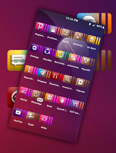 Sam Spring Icons Pack Screenshot