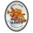 Logo of Samuel Adams Merry Maker