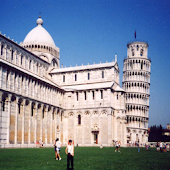 Italy:Leaning Tower of Pisa