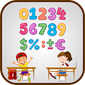 Kids Math Games - Learn Add, Sub, Multiply, Divide