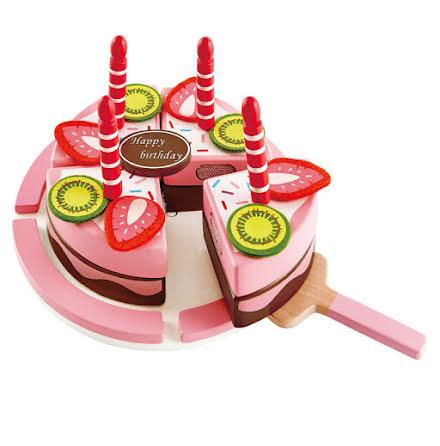 Hape Double Flavoured Birthday Cake