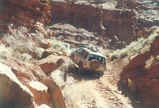 Photo: Moab, UTAH