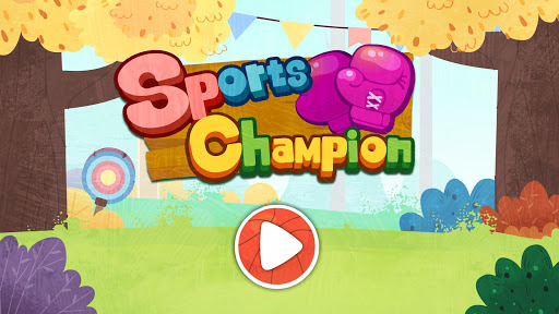 Little Panda's Sports Champion  screenshots 12