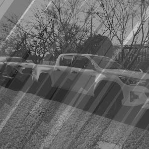 ハイラックスのカスタム事例画像 KENSEIさんの2021年10月05日20:19の投稿
