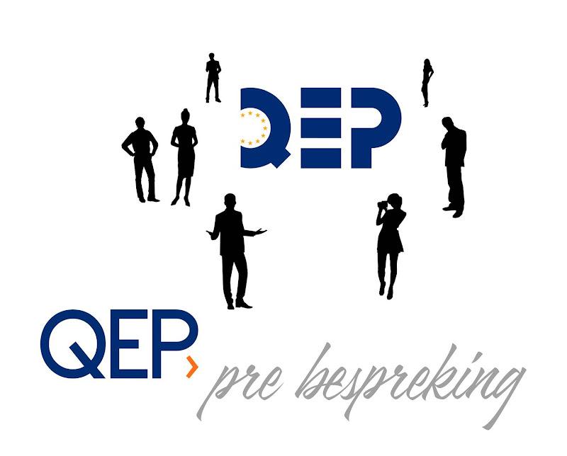 QEP pre bespreking maandag 18 maart 2019 19u